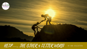 Help – The Other 4 Letter Word
