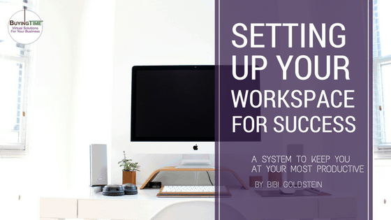Setting Up Your Workspace For Success
